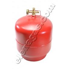 Туристическа газова бутилка 10л Колос