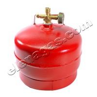 Туристическа газова бутилка 3.8л Колос