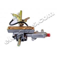 Кран за газов котлон Сонаши със защита единичен