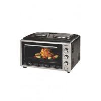 Електрическа  печка с фурна 36л. Nurgaz NG7504