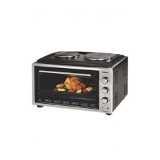 Електрическа  печка с фурна 45л. Nurgaz NG7514