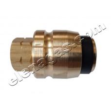 Накрайник тип Jumbo за зареждане на бутилки с резба G3/8L