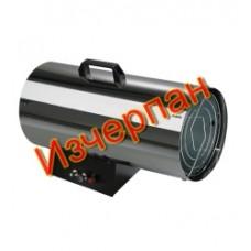 Газов калорифер  25KW със защита Meva TP28130