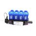 Инжекторна рейка 4 цил. OMVL/REG Dream XXI SL с темп.сензор