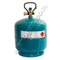 Туристическа газова бутилка 3кг/7.2л Vitkovice Milmet