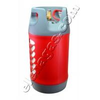 Композитна газова бутилка 24л. с Jumbo вентил