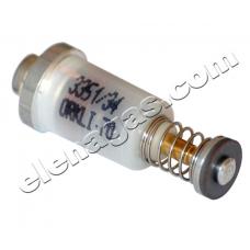 Електромагнитен клапан за термодвойки за газови уреди ф10.5х34mm