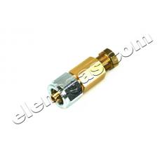 Съединител-снадка за термопластична тръба Faro ф8 и медна тръба ф8