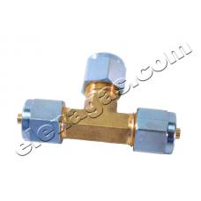 Тройник за термопластична тръба Faro ф8/ф8/ф8