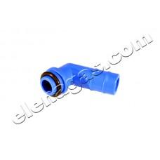 Коляно вода за изпарител Mimgas/Feroni/Torelli-пластмаса