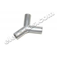 Тройник за вода У-образен 16-16-16 алуминиев