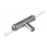 Тройник за вода 10-16-16 алуминиев