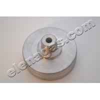 Чашка за зареждане холандска малка (алуминий)