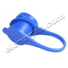 Гумена капачка за зарядно устройство за метан