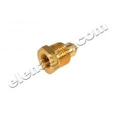 Преход газ руски клапан 8/6- М15.8 външна/ М10Х1 вътрешна